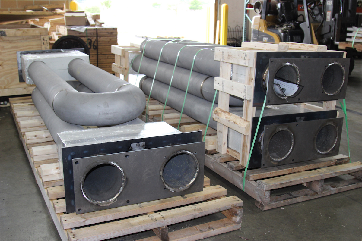 Heat Treatment Furnace Parts